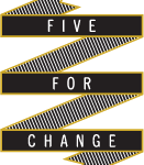 5 For Change Logo
